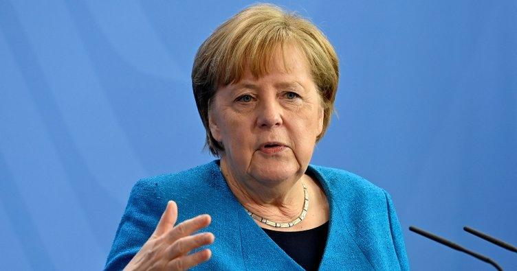 Almanya Başbakanı Merkel'den Hamas açıklaması!