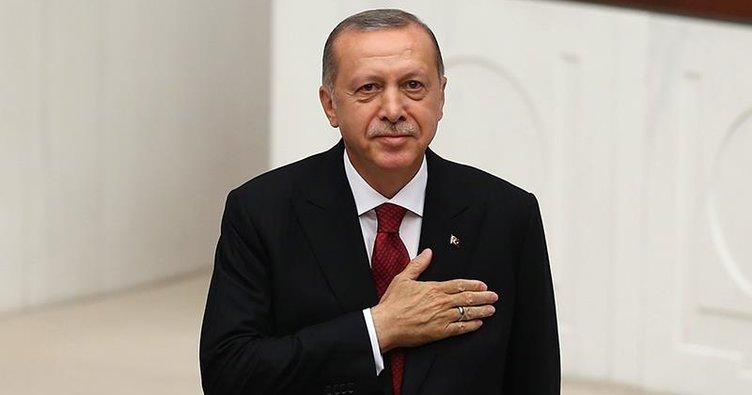 Dünyanın da şampiyonu Erdoğan