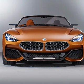 BMW'nin 2019 bombası sızdı: 2019 BMW Z4!