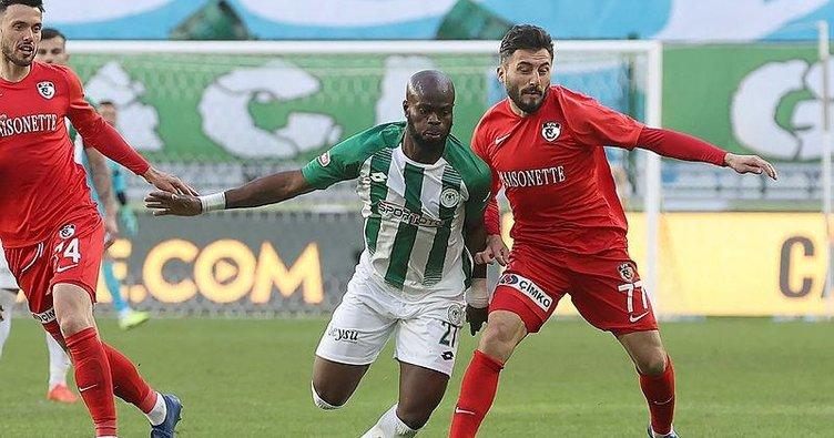 Gaziantep FK VAR'a takıldı!