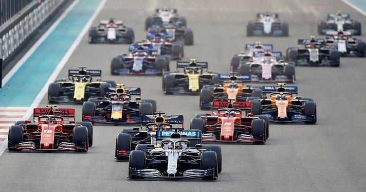 Formula 1 takımlarına kötü haber! Bütçeler düşürülecek