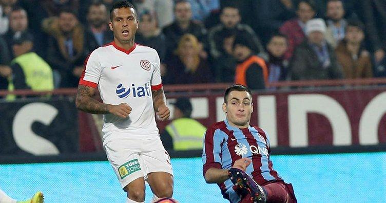 Trabzonspor - Antalyaspor 42. kez...