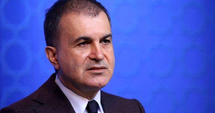 AK Parti Sözcüsü Çelik'ten Lübnan açıklaması:
