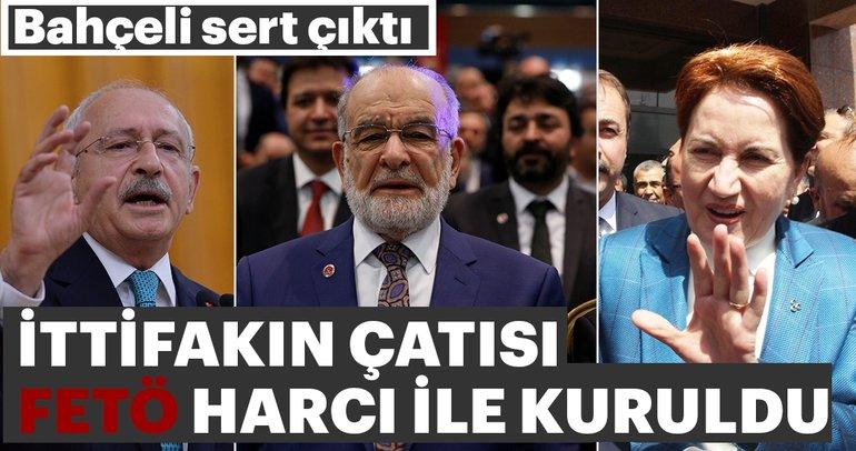 MHP Genel Başkanı Bahçeli: Cumhur İttifakı milletin ta kendisidir