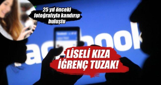 Liseli Nazlı Facebook'tan tanıştığı adam tarafından kaçırıldı iddiası