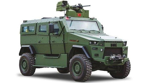 Yerli zırhlılarımız dünyanın göz bebeği! 85 araçlık zırhlı siparişi alındı