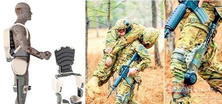 Robocop Mehmetçik göreve hazır