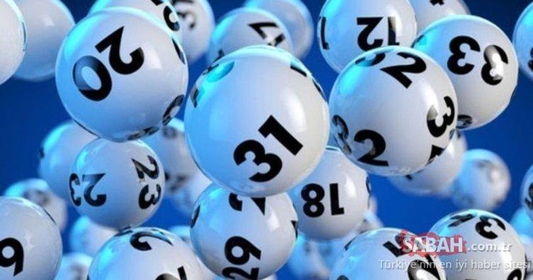 Sayısal Loto sonuçları açıklanıyor! 19 Eylül Milli Piyango Online Çılgın Sayısal Loto sonuçları bilet sorgula!