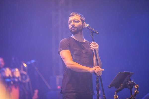 Mehmet Erdem Antalya Film Festivali'nde konser verdi