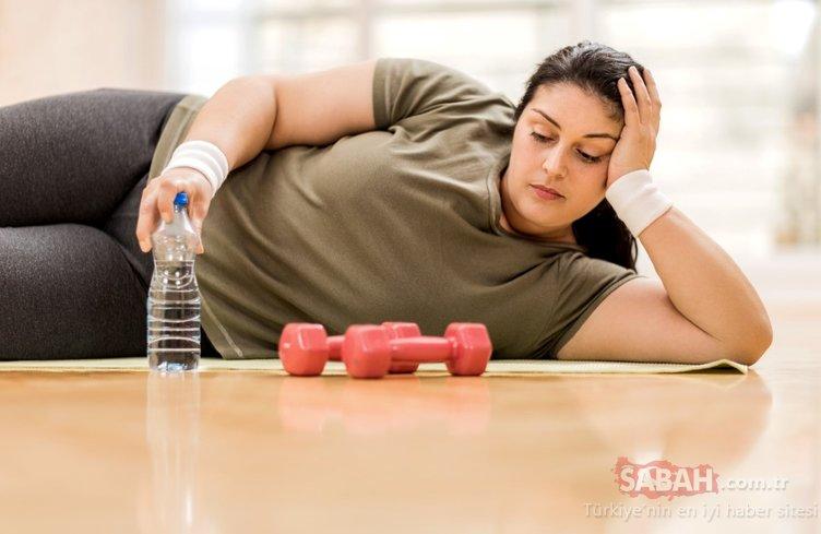Obeziteyle mücadele etmek için bu önerilere kulak verin!