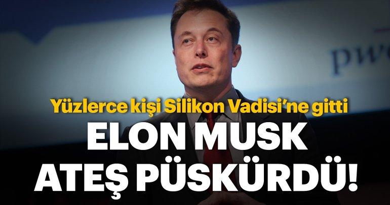 Elon Muskın şirketi The Boring Company alev makinelerinin dağıtımına başladı