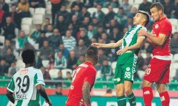 Antalyaspor Eto'o ile üzülmüyor