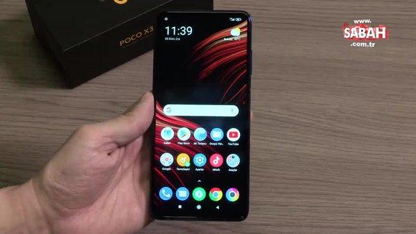 Xiaomi'nin yeni telefonu POCO X3 NFC inceleme! İşte Xiaomi POCO X3 NFC ve özellikleri.. | Video