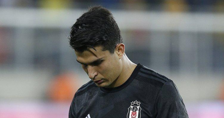 Son dakika: Beşiktaş Necip Uysal ile sözleşme uzattı
