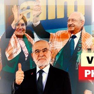CHP Saadet ve İyi Parti'nin PKK ile bağlantılı adayları