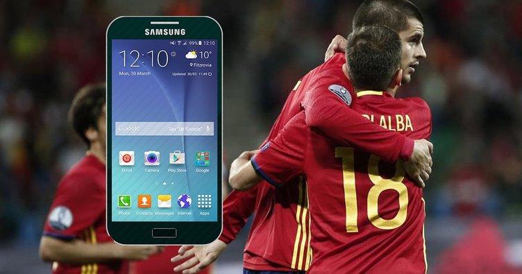 İspanya Milli Takımı'nda cep telefonu yasağı getirildi
