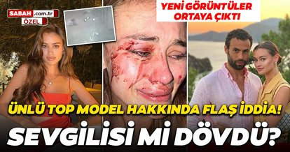 Daria Kyryliuk'un darp olayında son dakika gelişmesi! Olay iddia ile ilgili yeni görüntüler ortaya çıktı
