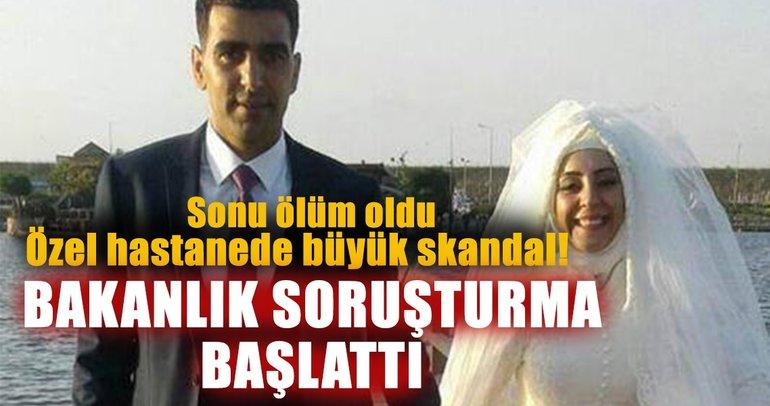 Son dakika: İstanbul'da yumurtalık kisti için girdiği ameliyatta bağırsağı delinen kadın hayatını kaybetti