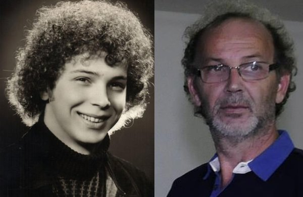 Yıllar ünlüleri böyle değiştirdi