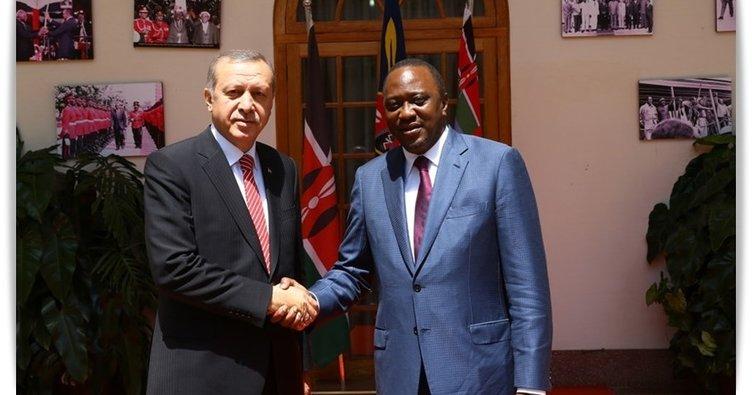 Türkiye-Kenya arasında işbirliği