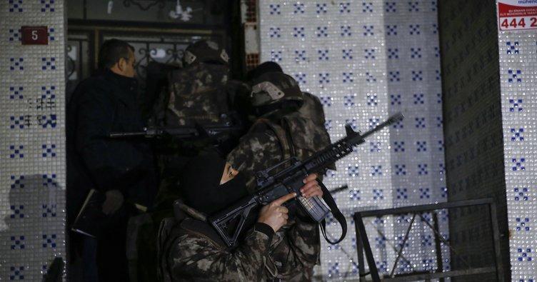 Samsun'da DEAŞ operasyonu: 6 gözaltı