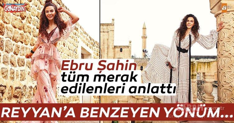 Hercai'nin Reyyan'ı Ebru Şahin: İzleyiciyle sıcak ve duygusal bir bağ kurduk