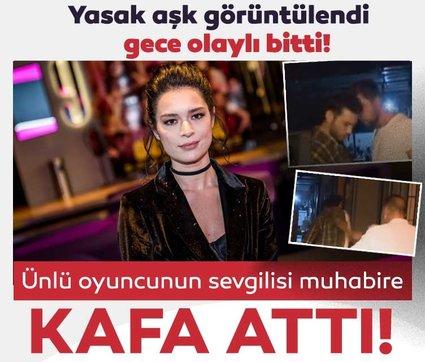 Yasak aşk görüntülendi, gece olaylı bitti! Ünlü oyuncu Şafak Pekdemir'in sevgilisi Oğulcan Eren Akay muhabirlere saldırdı!