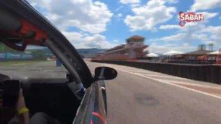 Car Park Drift'in şampiyonu Fahimreza Keykhosravi oldu