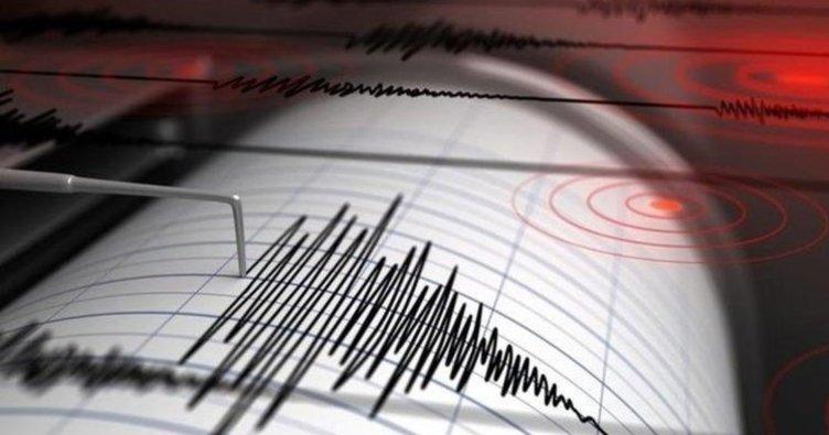 Fethiye'de korkutan deprem