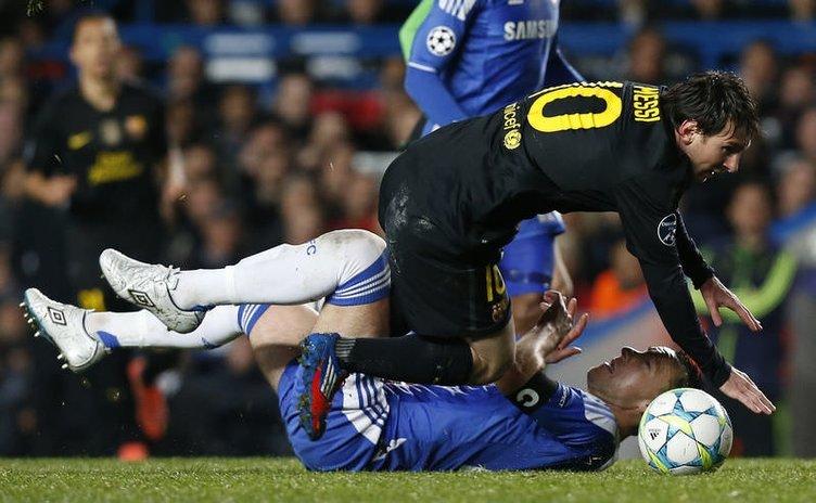 Chelsea, Barcelona'yı devirdi!