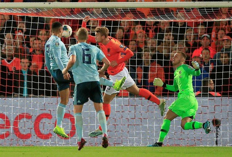 EURO 2020 elemelerinde tarihi fark!