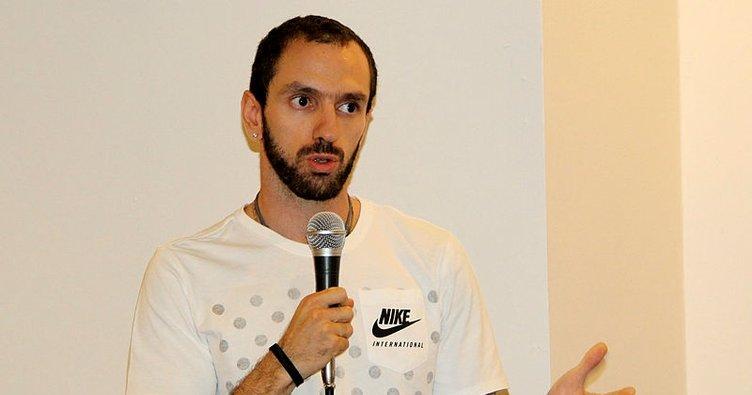 Guliyev genç atletlerle buluştu