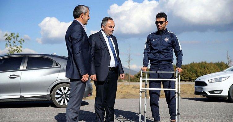 Kenan Sofuoğlu: En çok hasar aldığım kazaydı