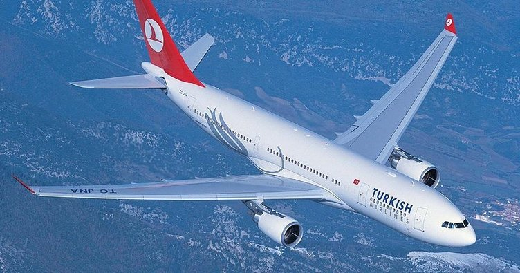 Türk hava sahasından 15 saniyede bir uçak geçti