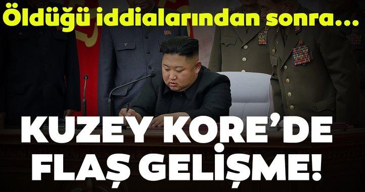 Son Dakika Haberi: Kuzey Kore'de flaş gelişme! O iddialardan sonra...