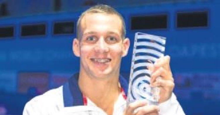 Dressel, Phelps'İn rekoruna ortak oldu