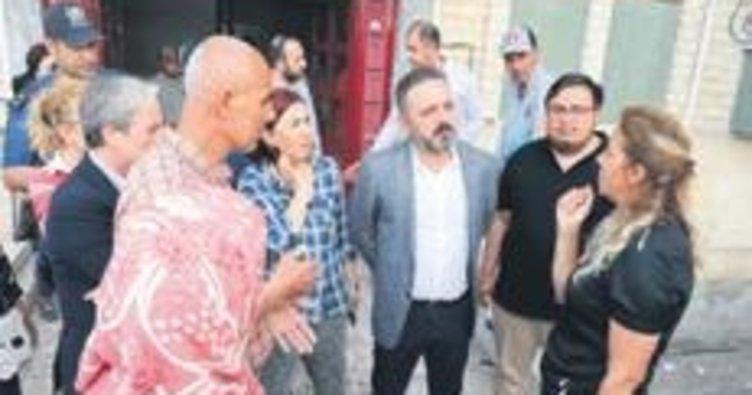 Sincan Belediyesi'nden sel mağdurlarına destek