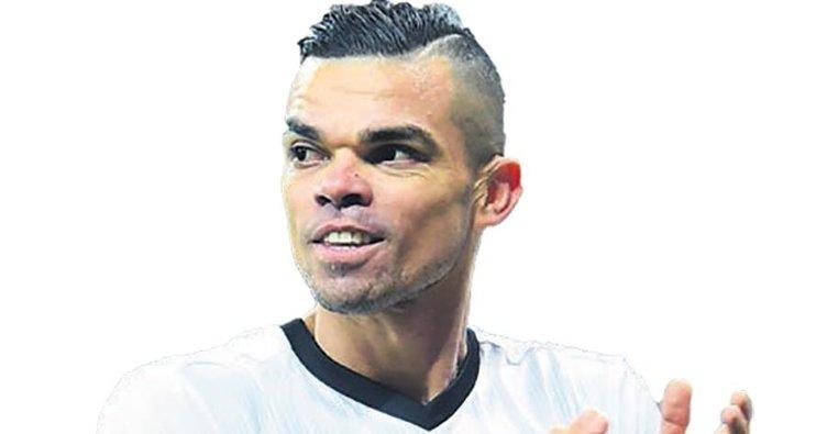 Pepe: Sadece Beşiktaş