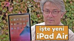 İşte 2020 yeni iPad Air'in özellikleri ve incelemesi! Yeni iPad Air performans canavarı A14 Bionic işlemci ile neler yapabilecek?   Video