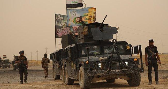 Musul'un güneyi ve batısındaki 12 köy, terör örgütü DEAŞ'tan kurtarıldı