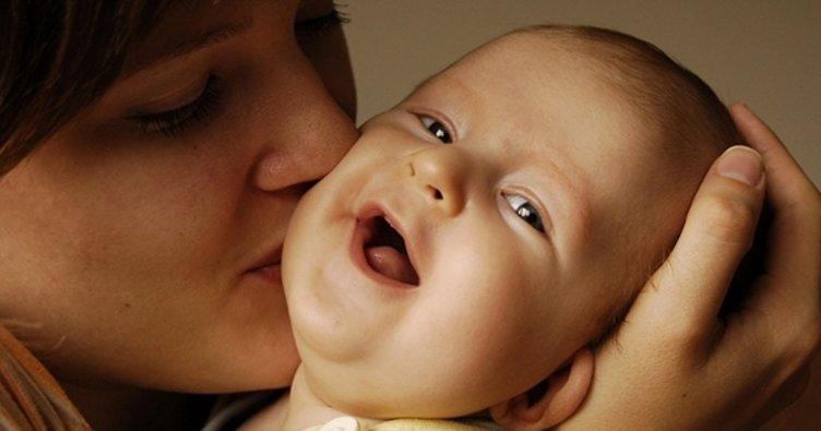Çocukları dudaklarından öpmeyin!