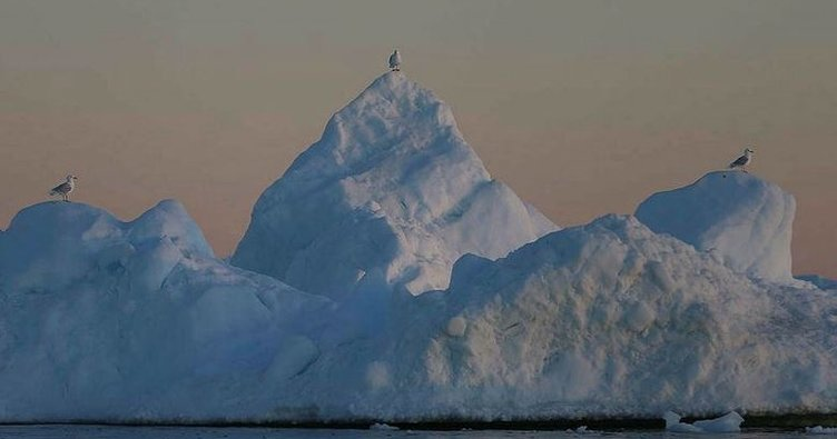 Bugüne kadar bilinen en büyük buzdağı Antarktika'dan koptu!