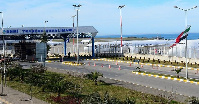 Doğu Karadeniz'de yabancı yolcu sayısı rekoru