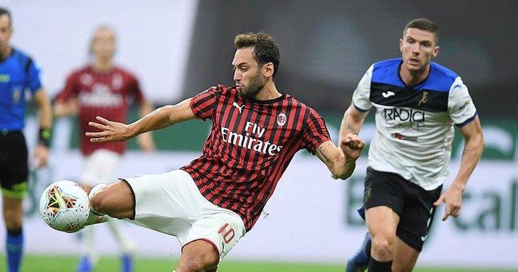 Milan 1-1 Atalanta   MAÇ SONUCU