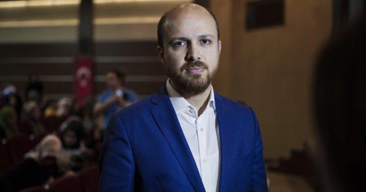 Bilal Erdoğan: İçimizdeki hainler ayaklarını denk alsınlar