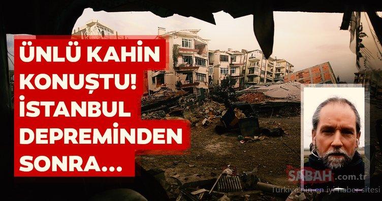 İstanbul'daki depremden sonra herkes deprem kahini Frank Hoogerbeets'i konuşuyor! İşte deprem tahminleri!