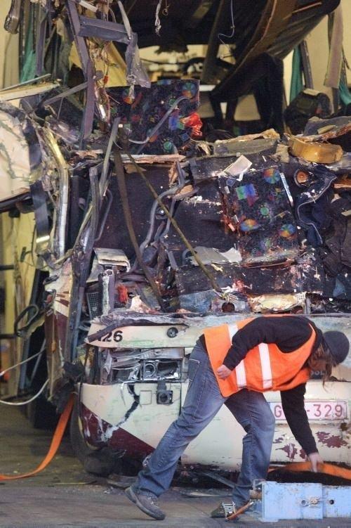 İsviçre'de yürek dağlayan kaza