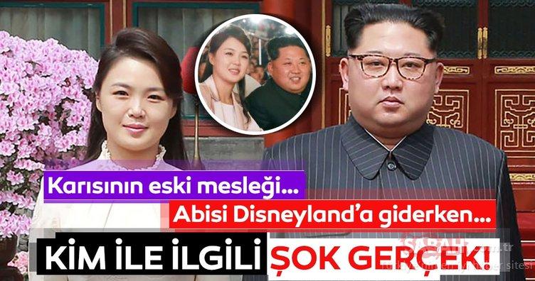 Kuzey Kore lideri hakkında şok gerçekler!