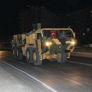 Türk Askeri, İdlib bölgesine girdi!