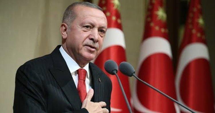 Başkan Erdoğan'dan down sendromlu sporculara tebrik mesajı